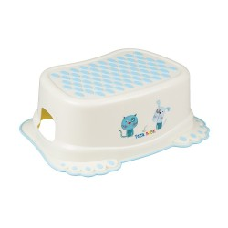 Toddler Step Stool DOG & CAT