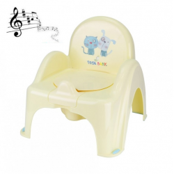 Anti Slip Potty Chair with...