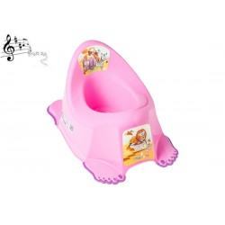 Anti Slip Potty with music...
