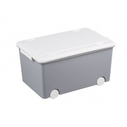 Toy box Junior grey