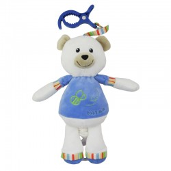 Baby Musical Pull Toy – Bear
