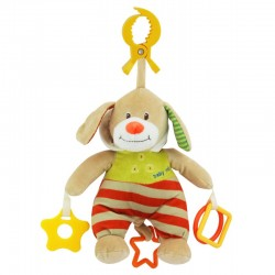 Musical Pull Toy - Dog with...