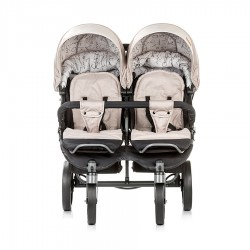 Baby Twin Stroller Twix